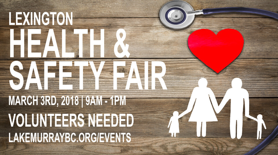 Lexington Health and Safety Fair
