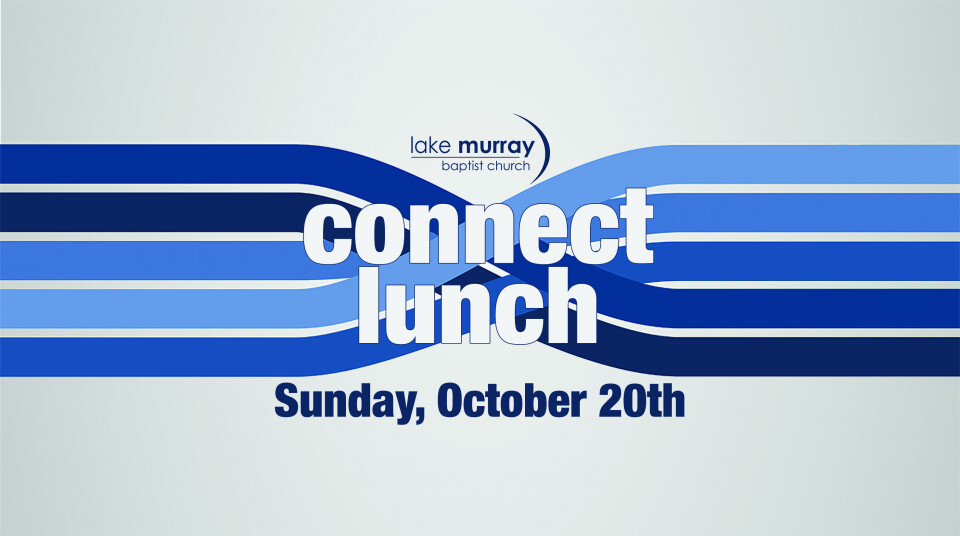 Connect Luncheon - October, 2019