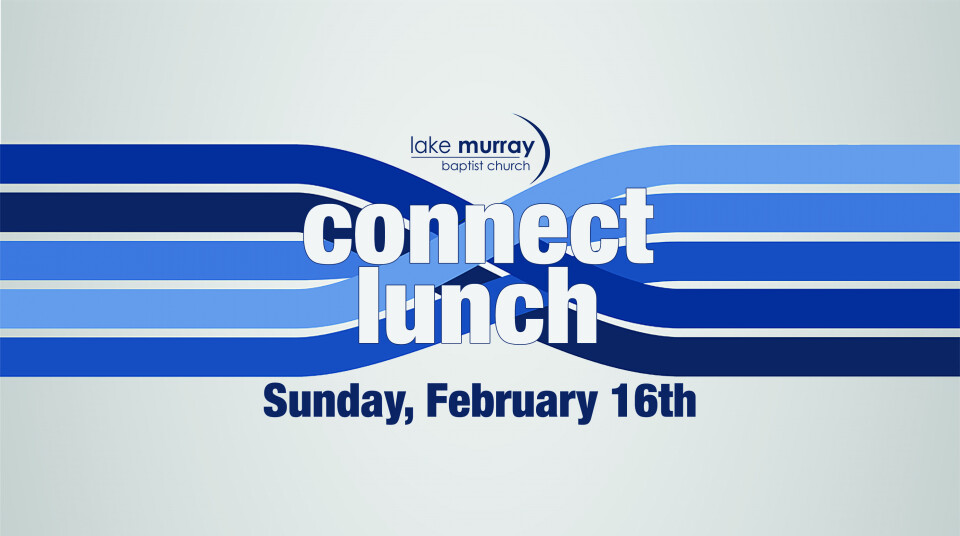 Connect Luncheon - February, 2020