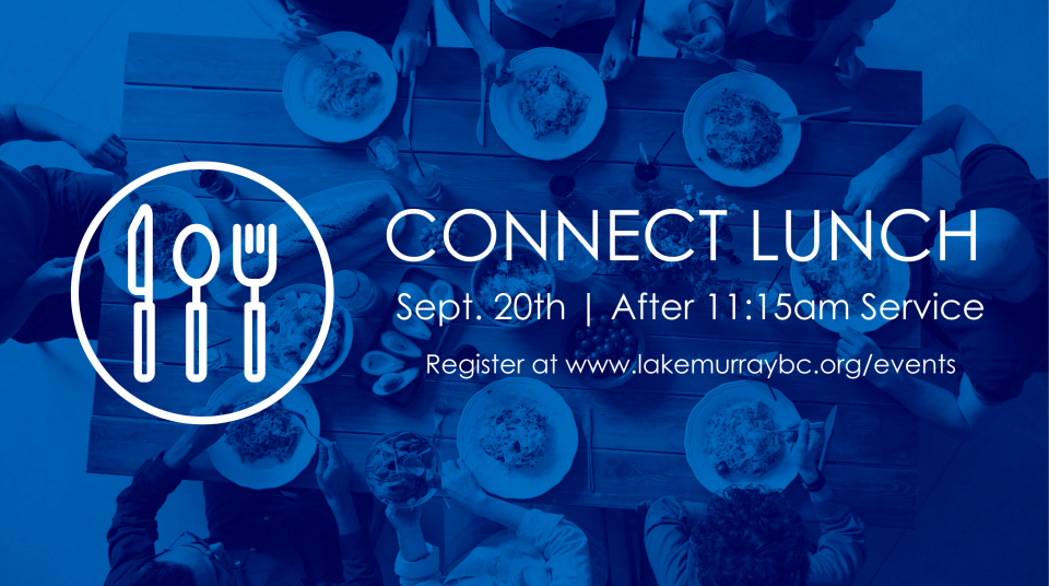 Connect Lunch Sept 20, 2020